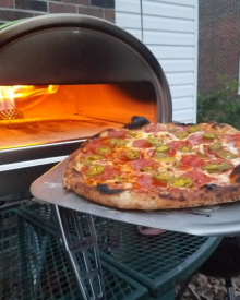 How Long Does It Take To Heat A Pizza Oven